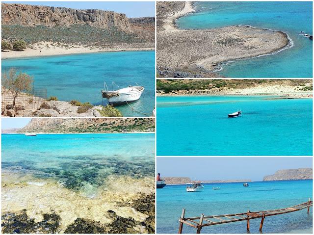 Gramvosa, Balos Beach, Heraklion, Knossos, Chania, Kreta,