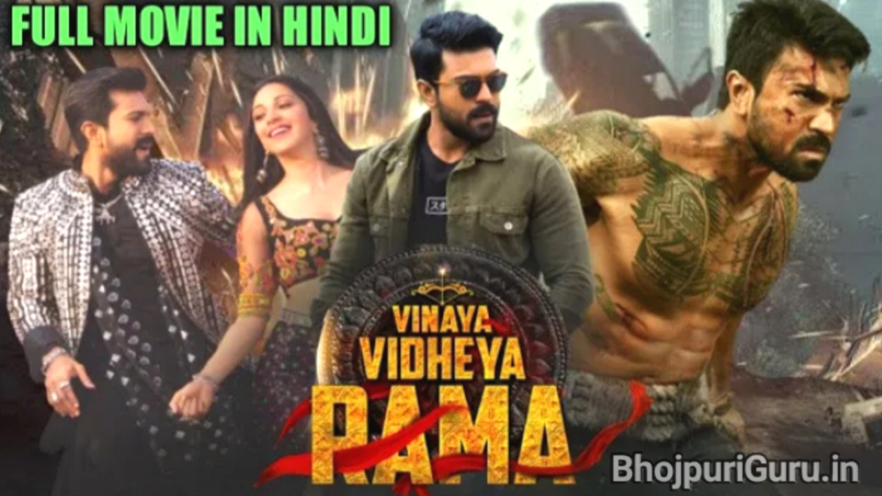 Vinaya Vidheya Rama Movie in Hindi Download Mp4moviez