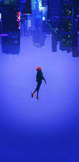 Spider-man: into the spider-verse wallpaper