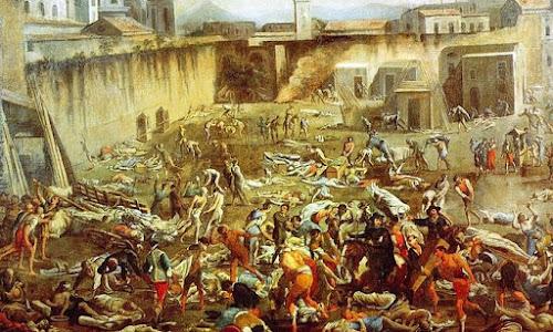 Black Death: Wabah Pes yang Hampir Memusnahkan Eropa