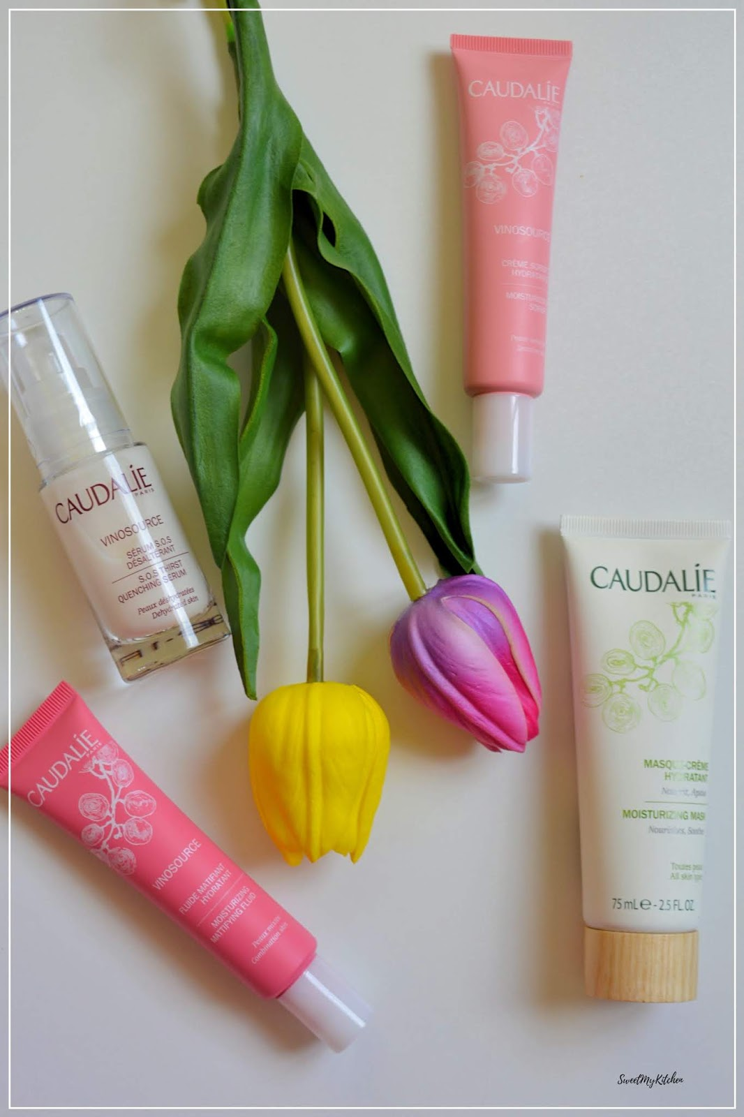 Caudalie skincare products review