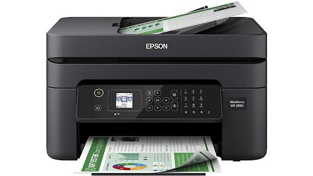 Epson Workforce WF-2830 All-in-One Wireless Printer