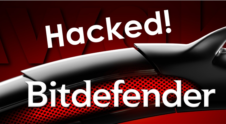 AntiVirus Firm BitDefender Hacked; Turns Out Stored Passwords Are UnEncrypted