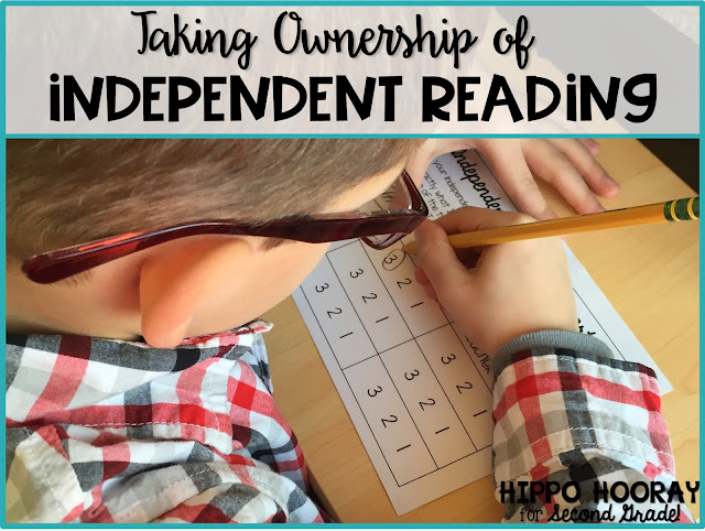 Are you having trouble keeping your students focused during independent reading time? An independent reading reflection activity is the perfect solution to helping your students take ownership and responsibility over their own work!