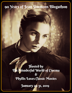 The Jean Simmons Blogathon