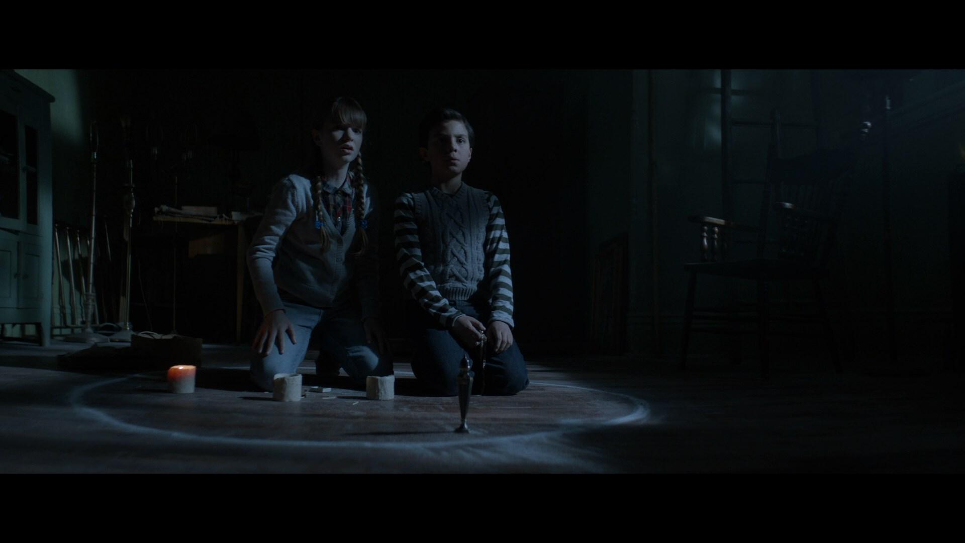 Demonio de medianoche (2016) 1080p Remux Latino