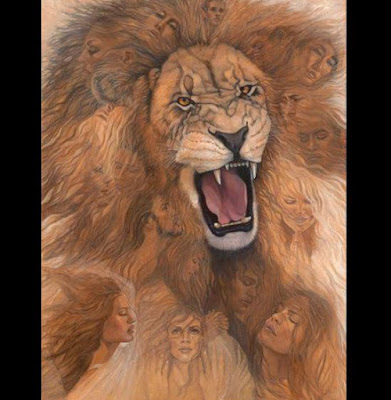 My Lion Warriors by Deborah Waldron Fry