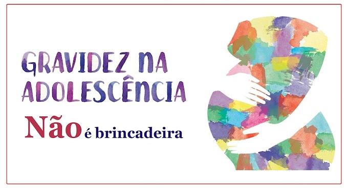 Orgãos municipais juntam-se para promover a Semana de Prevenção a Gravidez na adolescência