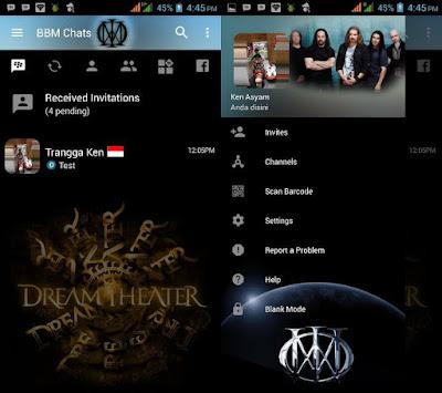 Download BBM Dream Theater v3.2.0.6 APK