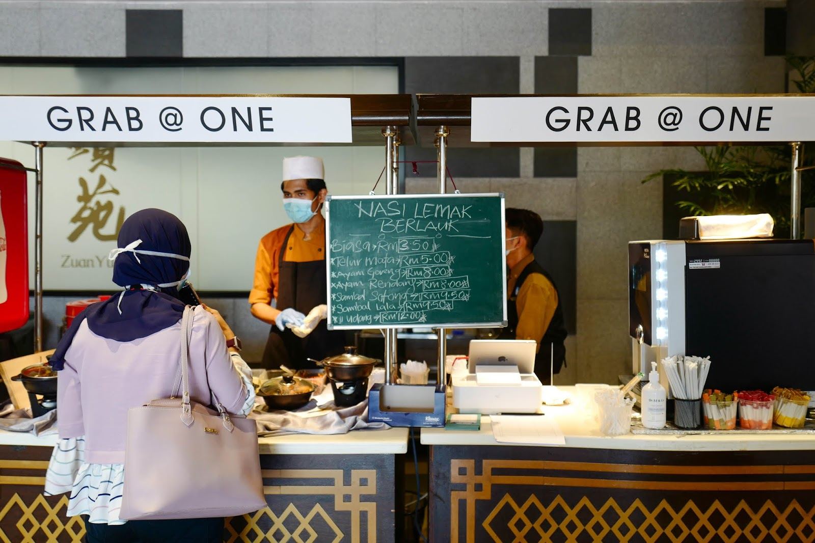 One World Hotel Petaling Jaya: Transforming bustling buffets into tempting takeouts