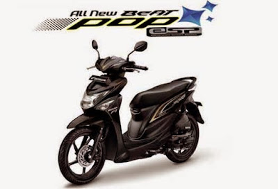 Honda Beat Pop terbaru