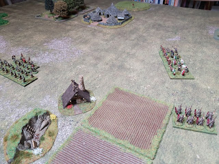 Auxilia get ready to ward off the threat