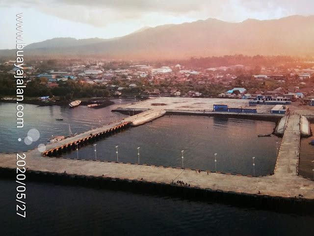 pelabuhan tobelo