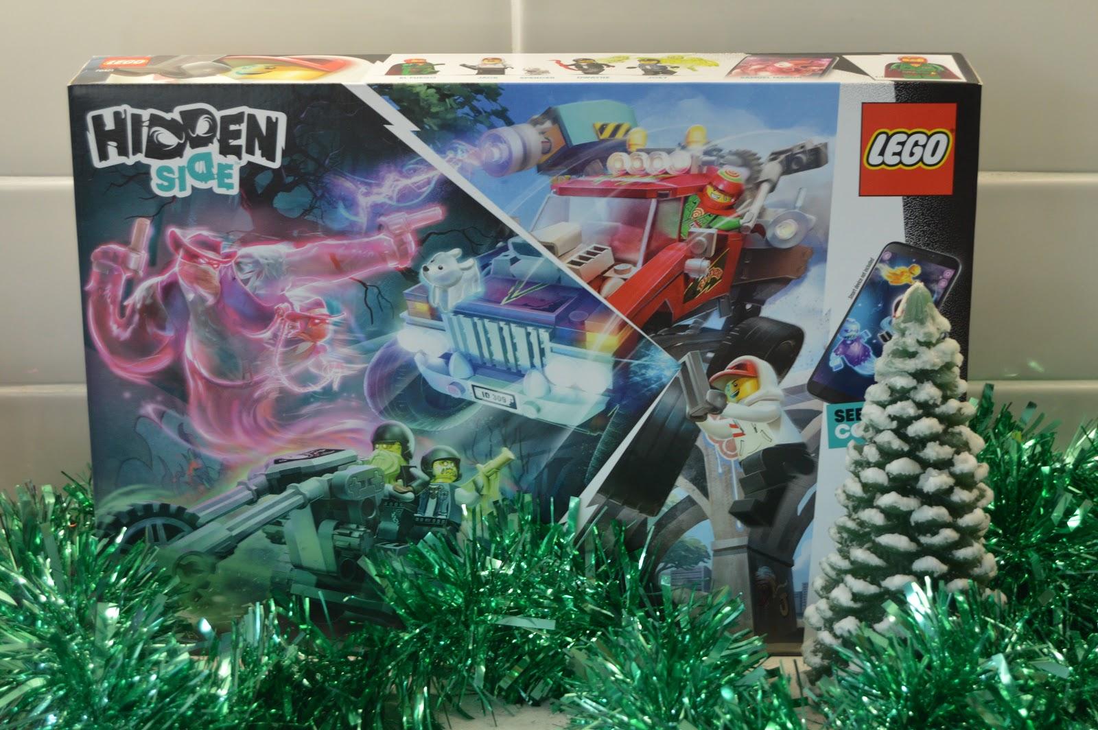 hiden side lego set