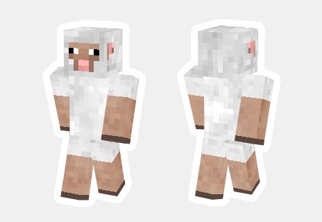 skin de oveja minecraft