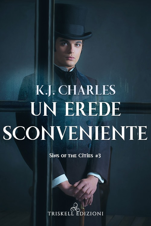 "Recensione: ""Un erede sconveniente"" (Serie Sins of the Cities #3) di K.J. Charles"