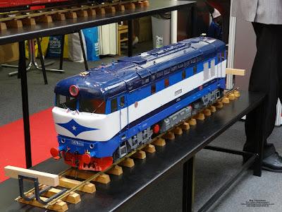 Model kolejowy
