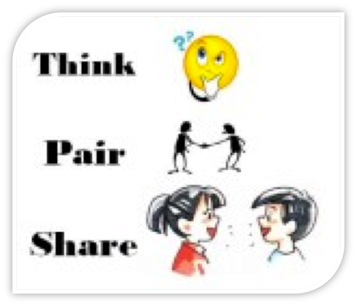 Metode Pembelajaran Tps Think Pair Share Mayasa