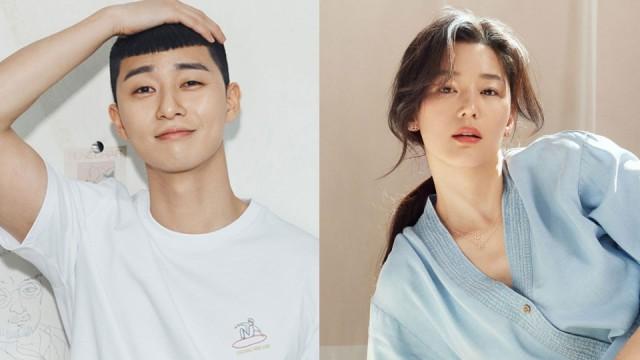 Park Seojoon dan Jun Jihyun Dikonfirmasi Main Drama Bareng di 'Jirisan'