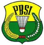 Logo Persatuan Bulu Tangkis Seluruh Indonesia  (PBSI)