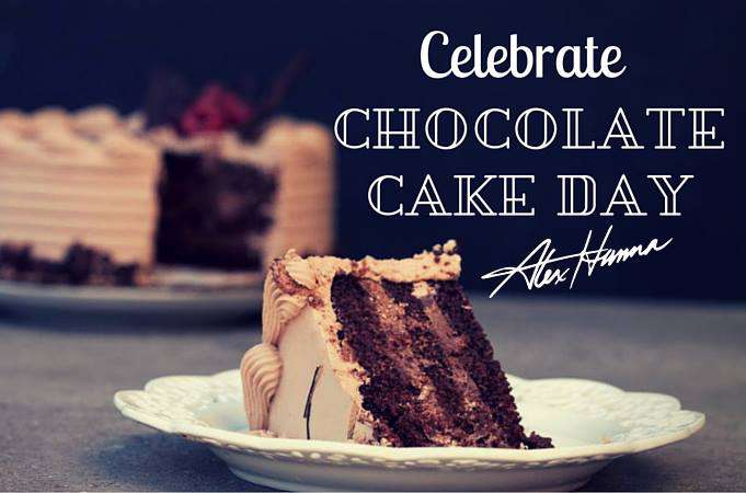 National Chocolate Cake Day Wishes Lovely Pics