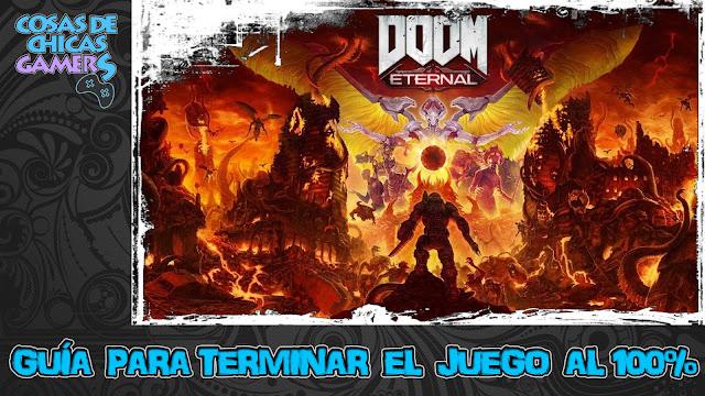 Guía Doom Eternal para completar el juego al 100%
