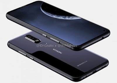 Nokia X71 (Nokia 8.1) with hole-punch display and 48MP rear camera to launch on April 2