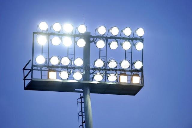 Φωτίζονται επιπλέον 8 γήπεδα ποδοσφαίρου της Ρόδου