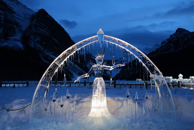 Lake Louise Ice Magic Festival 2019