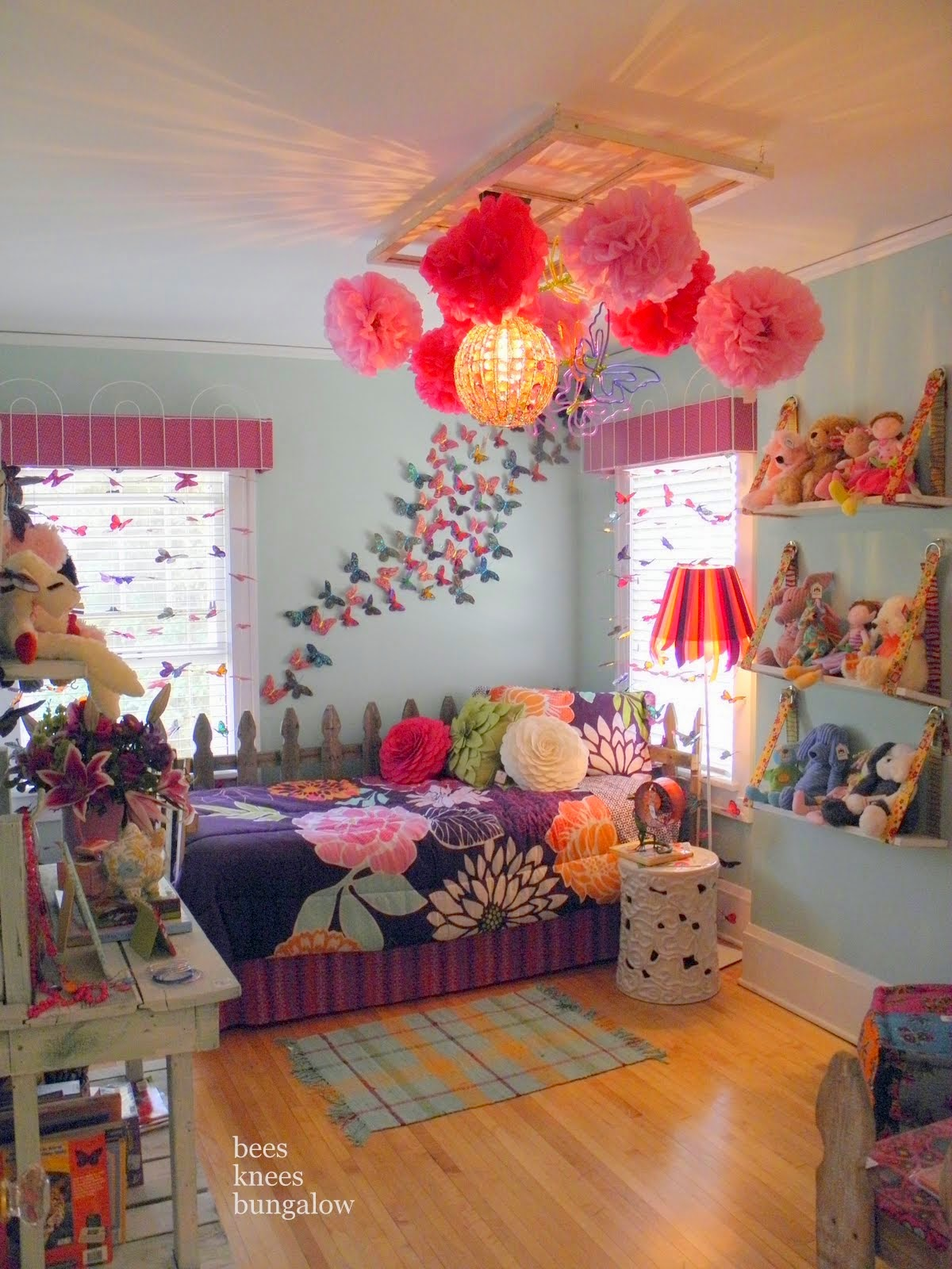 lampu lampiron kamar tidur anak