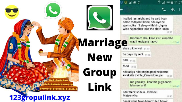 Join 200+ Marriage Whatsapp Group Link List