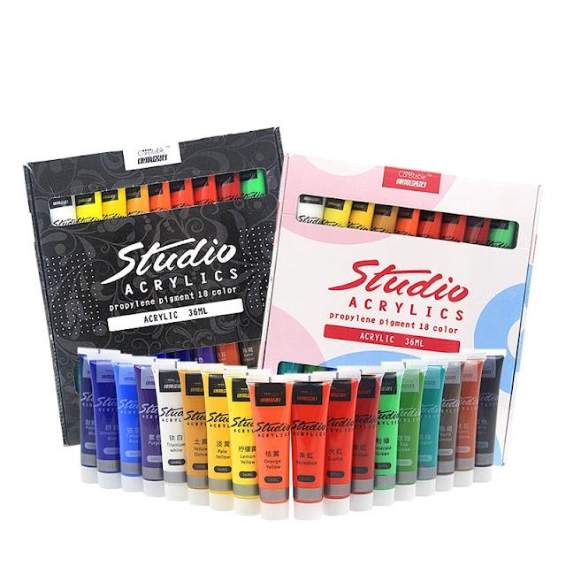 Studio Professional Artist Paints Set | GodGivenGifts1