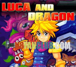 لعبة Luca and The Dragon بتاريخ 10-3-2012