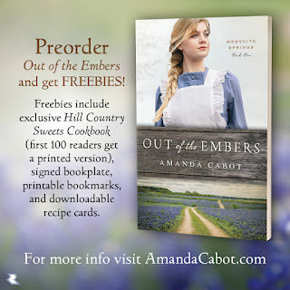 Out of the Embers Preorder Freebies