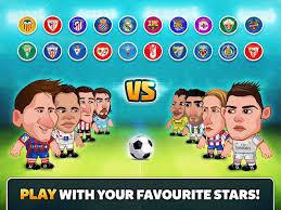 Game Head Soccer La Liga Apk 2017 Apk