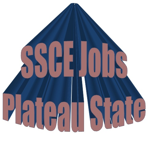 ssce-jobs-plateau-state