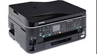 Epson WorkForce 630 Wireless All-in-One Color Inkjet Printer, Scanner, Copier, Fax
