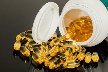 Manfaat suplemen minyak ikan omega 3