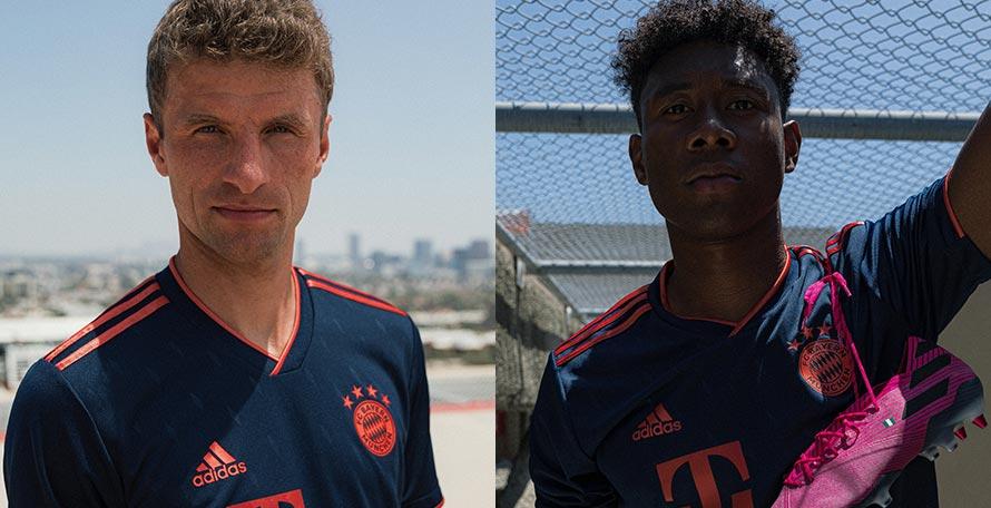 new arrival e399c 3b041 Bayern Munich 19-20 Third Kit Released - Footy Headlines