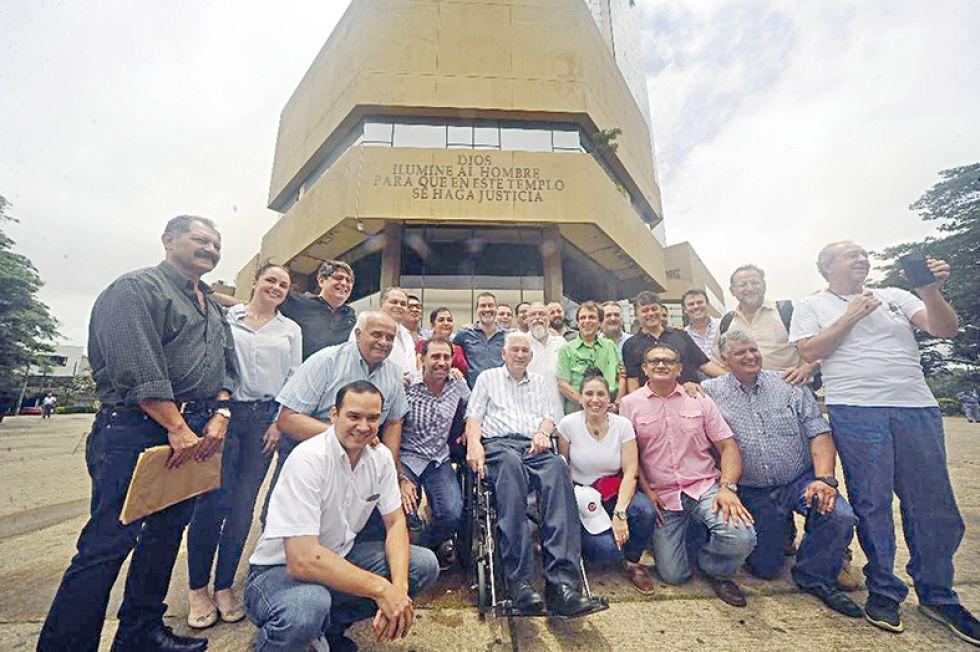 Decenas de familias lograron su libertad en febrero y hoy confirman su inocencia / ARCHIVO