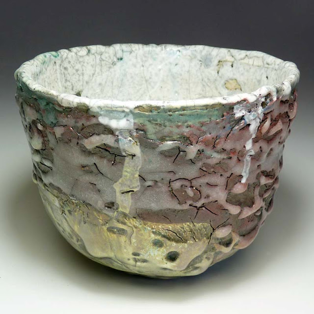 Bol artisanat d'art céramique