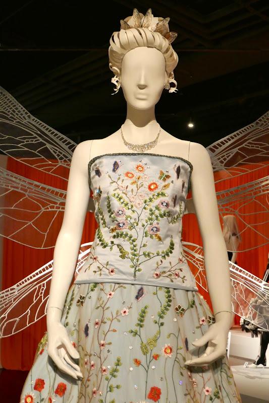 Series Unfortunate Events Beatrice Baudelaire opera dress
