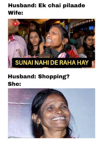 Trending memes in india