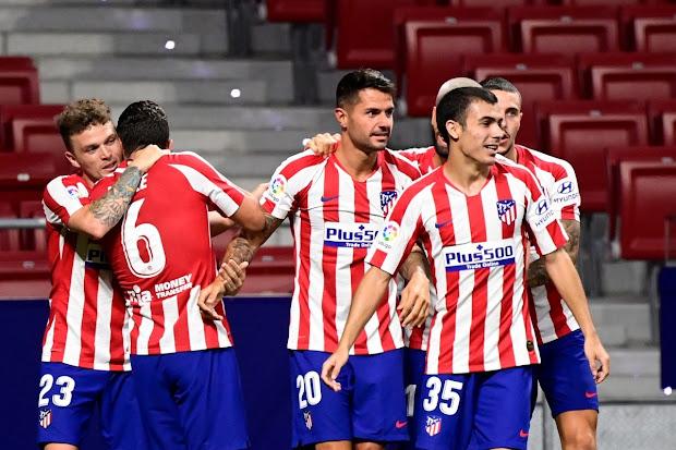 سولشاير يطلب من مانشستر يونايتد التعاقد مع مدافع أتلتيكو مدريد