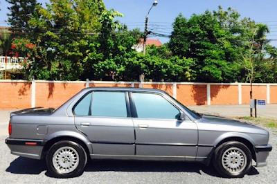 Eksterior BMW E30