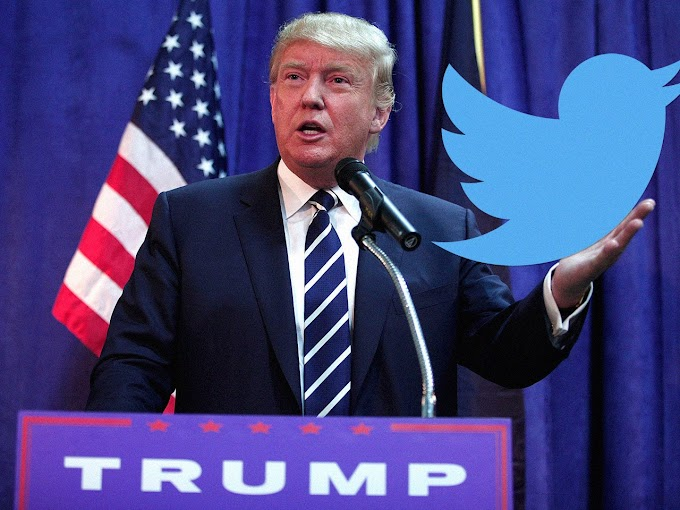 Twitter confirms Trump's ban will remain forever even if he runs again in 2024