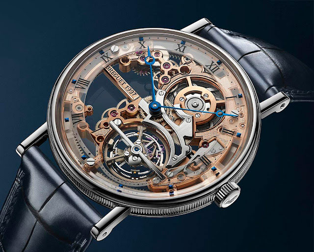 The style of Breguet