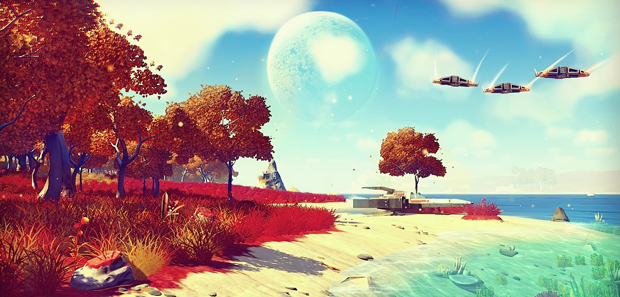 No Man's Sky Confirmed for PC