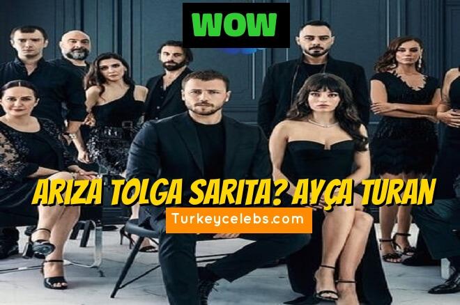 Arıza tolga sarıtaş ayça turan new drama series