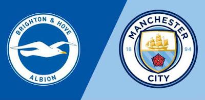 Live Streaming Brighton vs Manchester City EPL 12.5.2019